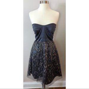 Hailey Logan by Adrianna Papell Prom Dress Sz 3/4